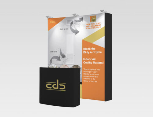 Trade Show Booth – Construction