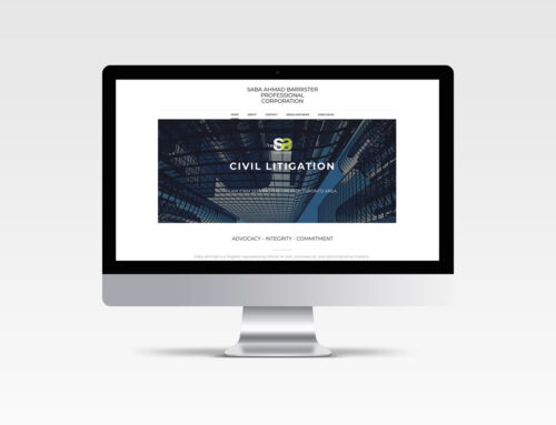 Website – Law Firm