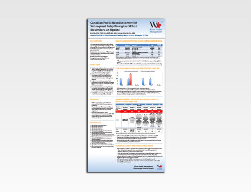 Poster – Healthcare Clinical Study