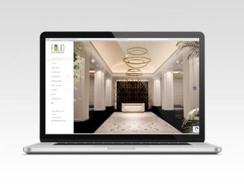Website – Interior Design