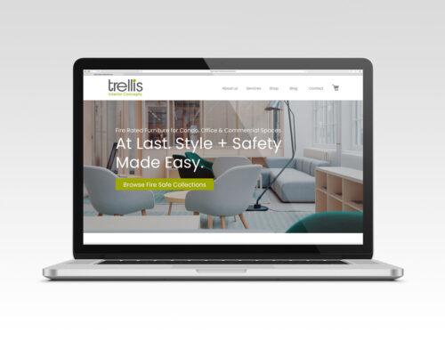 Website – Commercial Design