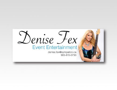 Digital Banner – Music Artist