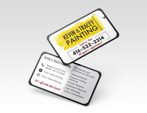 Business Cards – Painting Company