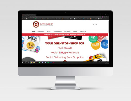 Website – Safety Shop